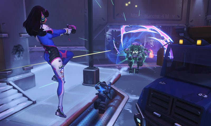 Illustration for article titled Overwatch Is Getting Some Big Balance Changes