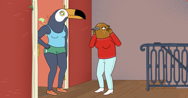 Illustration for article titled Tuca and Bertie Live In a World Where Best Friends Can Be Total Assholes