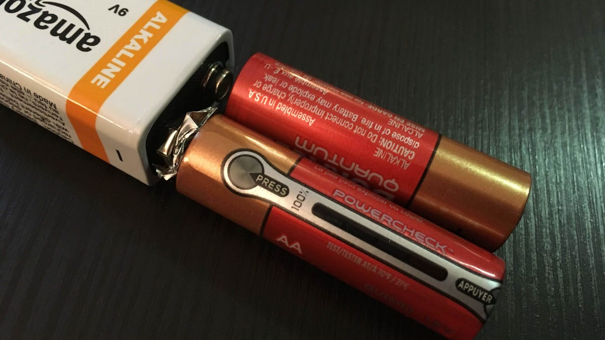 How to Charge Your Phone With a 9 Volt Battery