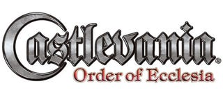 Illustration for article titled Castlevania: Order of Ecclesia Announced for Nintendo DS