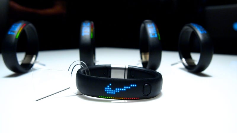 Illustration for article titled Nike's Fuelband Is an Awesome Fitness Wristband for Your Entire Life