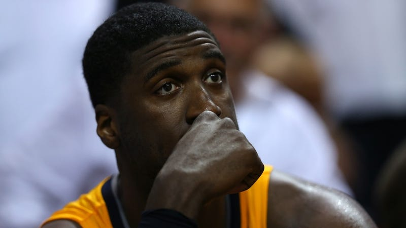 Illustration for article titled Roy Hibbert Can Never Play For Team USA, And It's All Jamaica's Fault