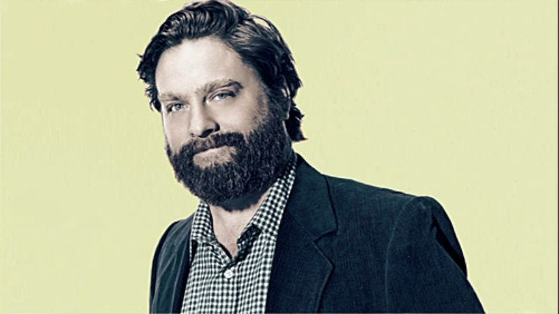 Illustration for article titled Saturday Night Live: Zach Galifianakis/Vampire Weekend