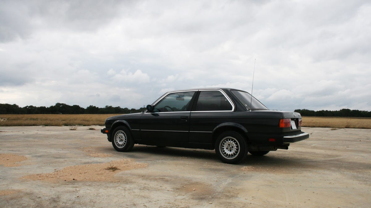 What Its Like To Live With Bmws Most Unloved Engine Bmw E30 318i Wiring Harness Electrical Troubleshooting Manual 1984