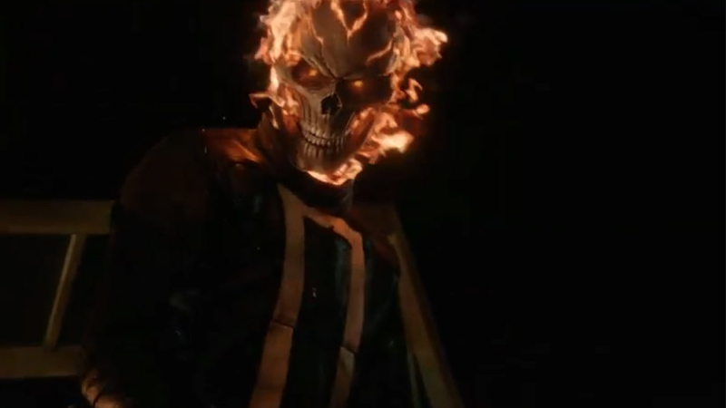 Illustration for article titled Agents of SHIELD's Ghost Rider Could Get His Own Netflix Show—Or a Movie