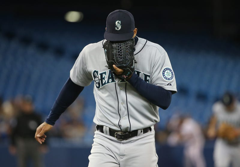 Illustration for article titled With Chance To Gain Ground, Mariners Lose In Agonizing Fashion