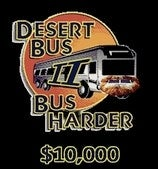Illustration for article titled Desert Bus Rides Again, Already Raking in the Dough