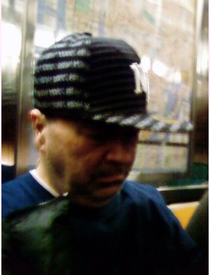 Illustration for article titled A NYC Subway Jacker Was Nabbed (Update)