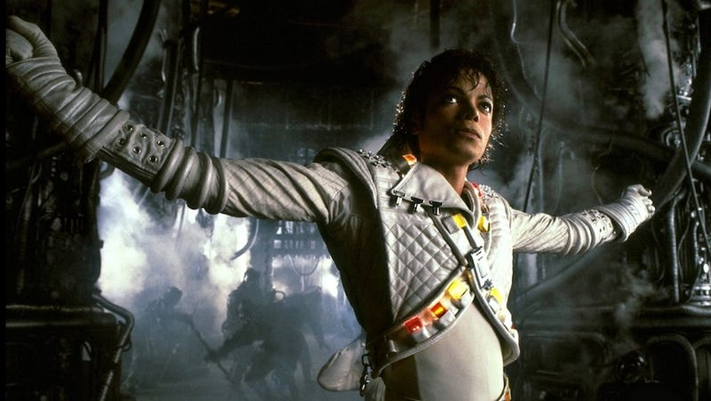 Illustration for article titled Holy @#$%, Michael Jackson almost starred in a Doctor Who movie