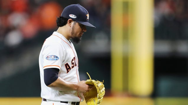 Report: Astros Assistant GM Yelled Thank God We Got Osuna At Female Reporters After ALCS Win