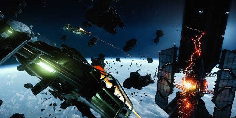 Illustration for article titled Star Citizen Shows New Demos, Some Cool, Some Not