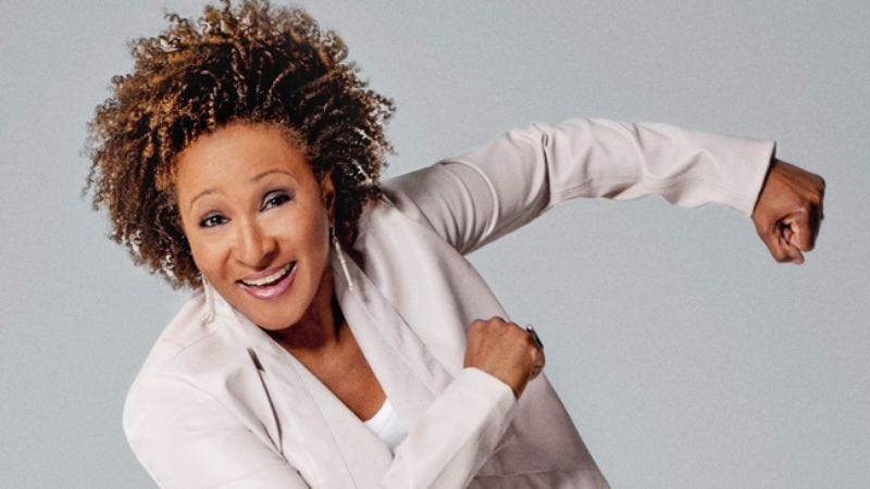 Illustration for article titled Win a pair of tickets to see Wanda Sykes live at The Chicago Theatre
