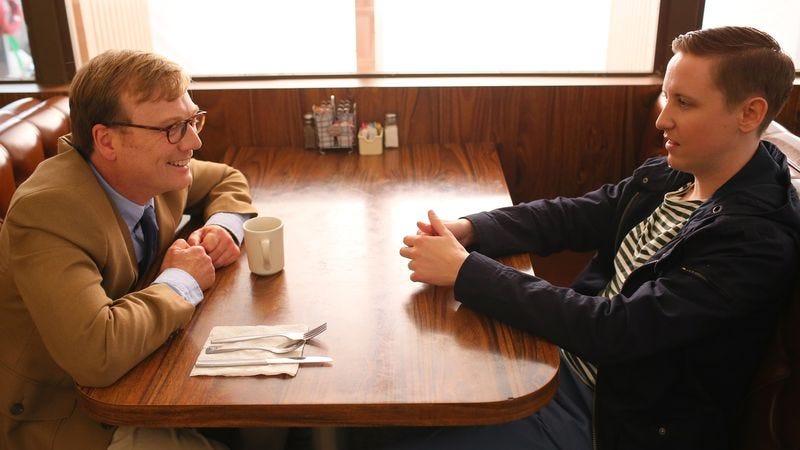 Andy Daly, Johnny Pemberton (Comedy Central/Mark Davis)