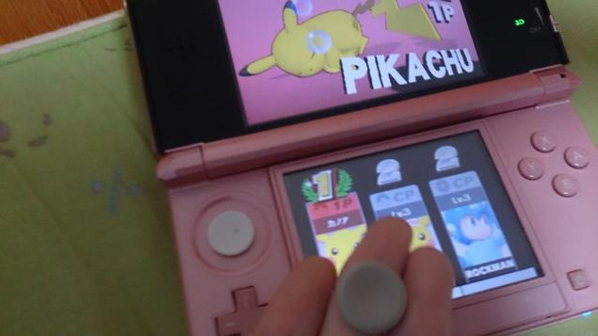 Super Smash Bros  Is Wrecking Some People's 3DS Handhelds