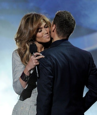 Illustration for article titled J.Lo Feuding With Ryan Seacrest On American Idol Set