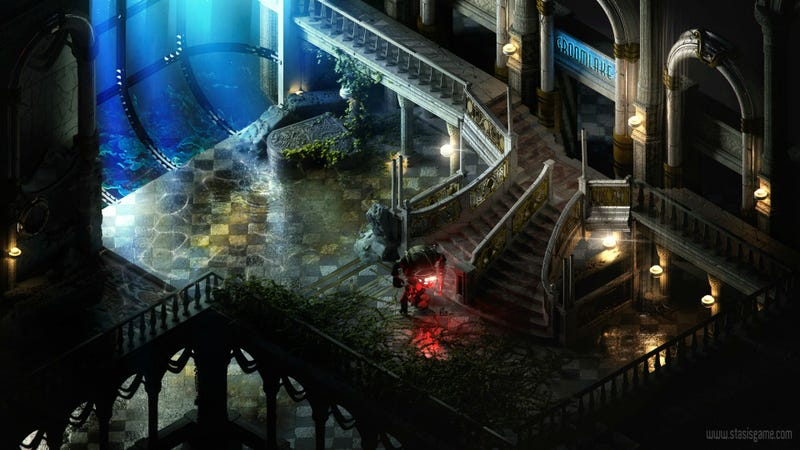 Illustration for article titled Bioshock And Bioshock Infinite As 2D Isometric RPGS