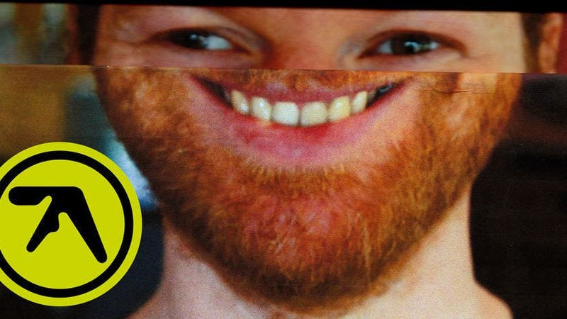 Illustration for article titled Aphex Twin shares details on new album by using words instead of blimps