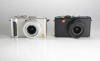 Panasonic Lumix LX3 vs  Leica D-Lux 4, Or How to Charge $300