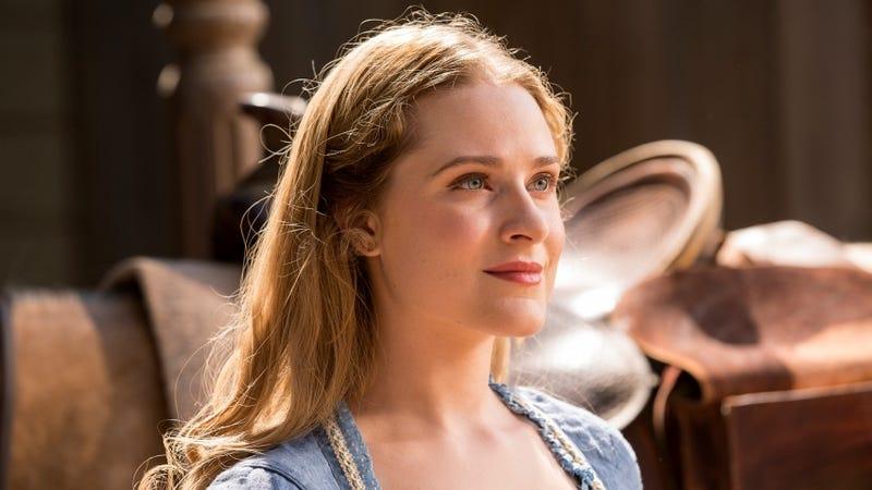Dolores is basically a Disney Princess. / Photo Courtesy HBO