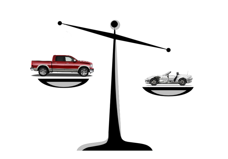 Illustration for article titled Serious Choice to Make: 1500 Ram or ND MX-5?