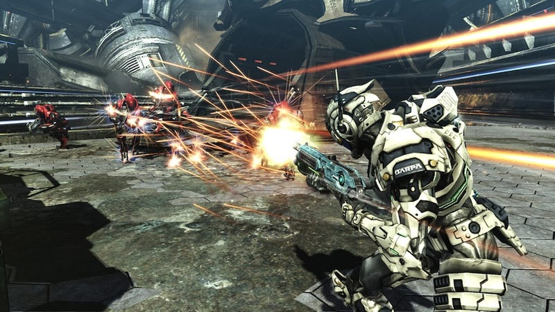 Illustration for article titled Gears of War Creator Says Japanese Games Should Be More Social