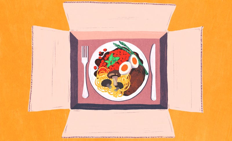 Are meal kits really cheaper than groceries illustration by angelica alzonagmg solutioingenieria Image collections
