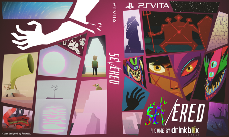 Illustration for article titled Alternative Box Art For PS Vita Games