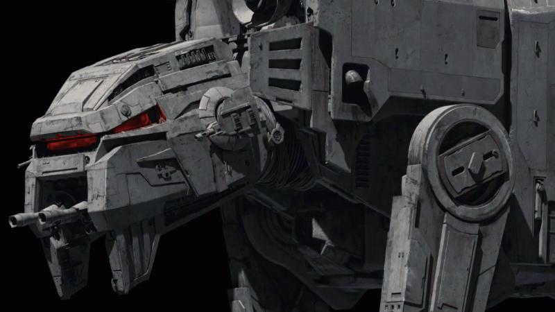 Illustration for article titled Uno de los vehículos más míticos de Star Warstendrá una versión mejorada en The Last Jedi, y ya puedes verla