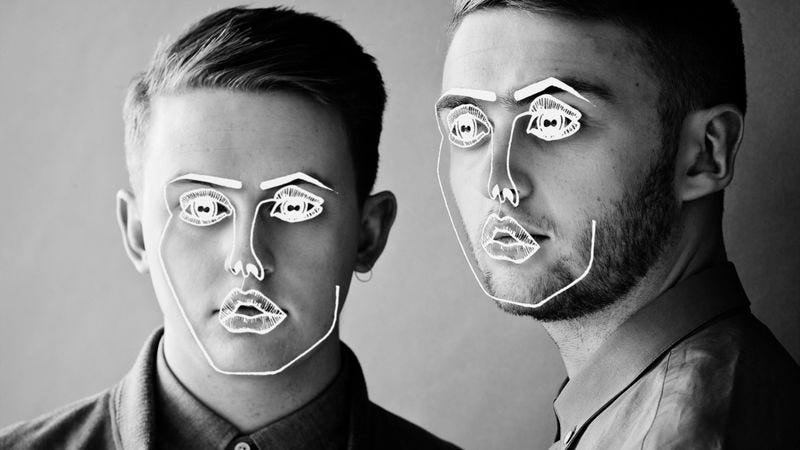 Illustration for article titled Disclosure goes for star power on its second album