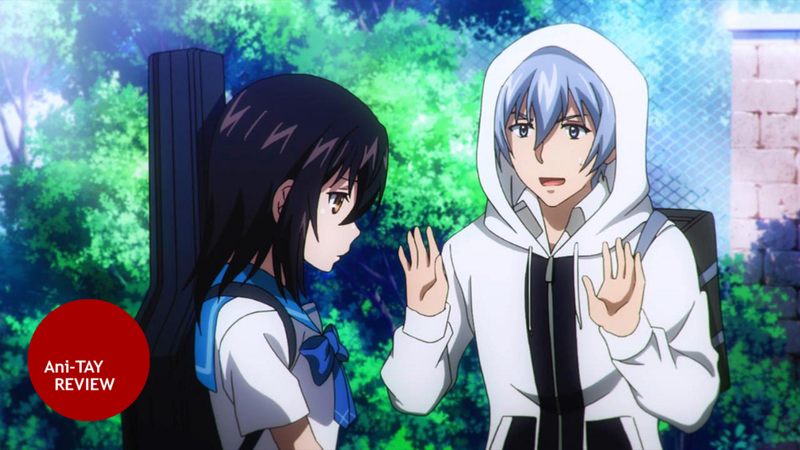 Illustration for article titled Dex's Review:  Strike the Blood
