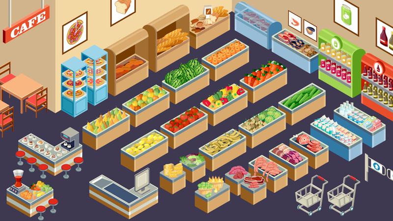 Cómo evitar los trucos psicológicos del supermercado para comprar más rápido y barato