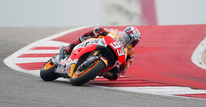 Illustration for article titled This Is Why Marc Marquez Is The Greatest Motorcycle Racer In The World