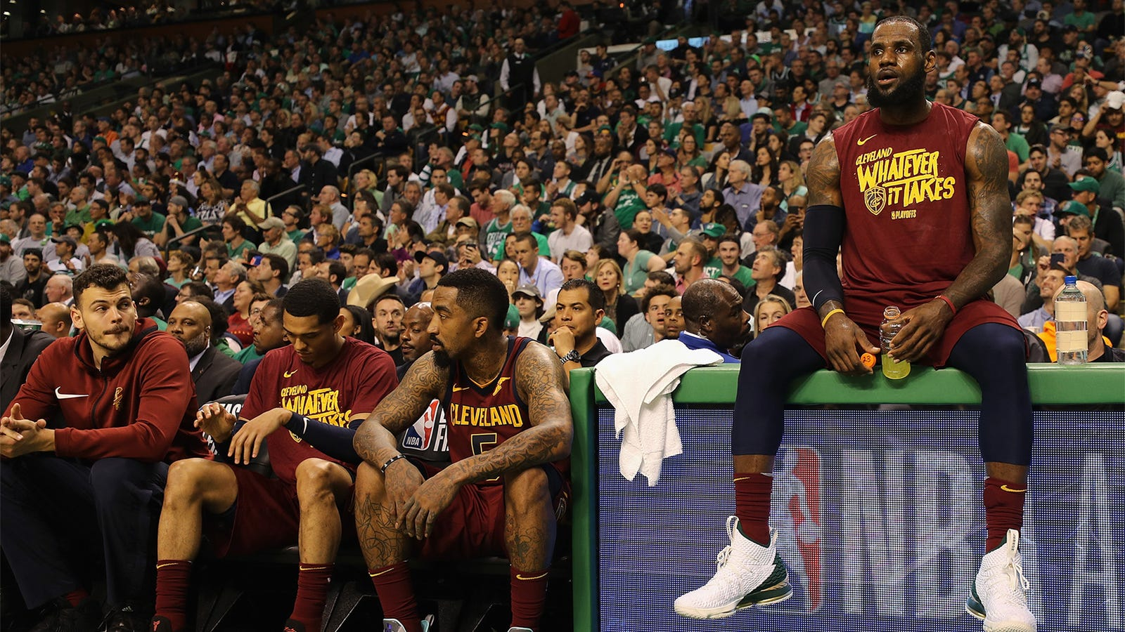 Racial Profiling Epidemic: Last Night\'s Celtics-Cavs Game Was ...