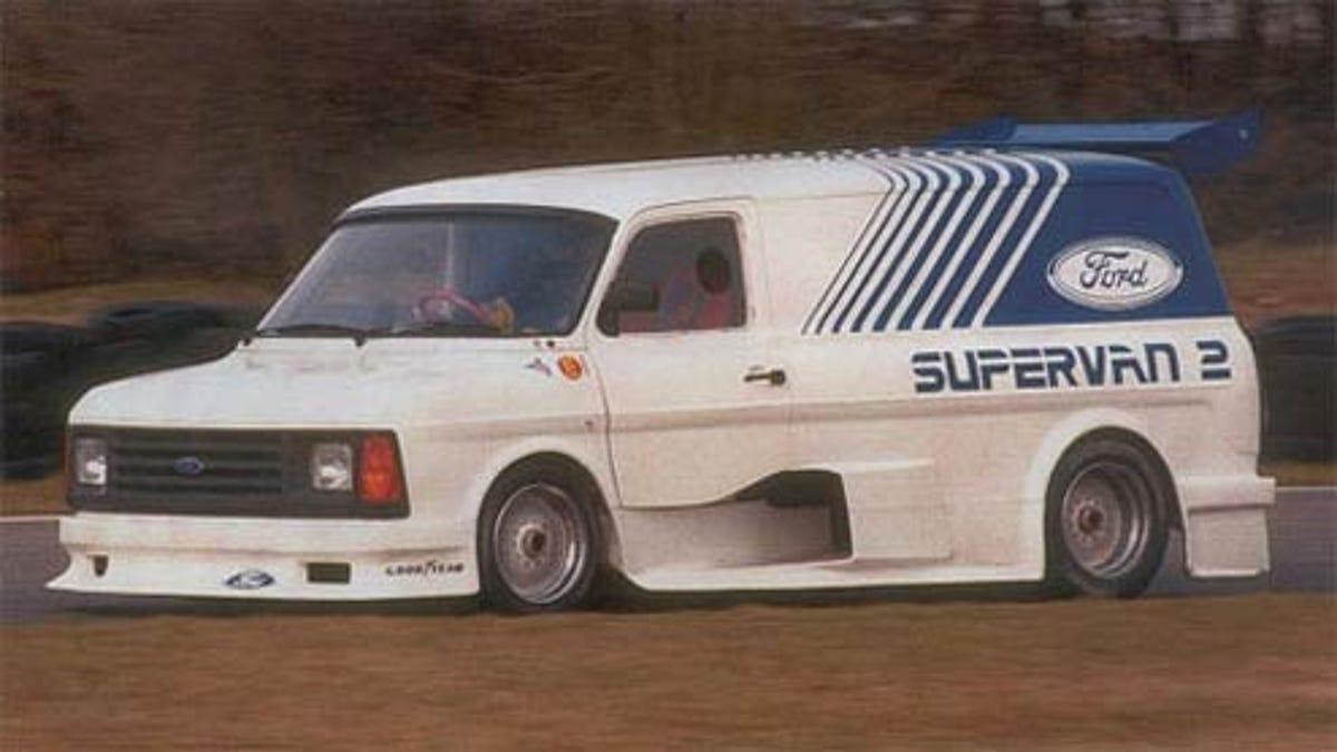 The Ten Greatest Minivans Of All Time 1980 Dodge Van Camper
