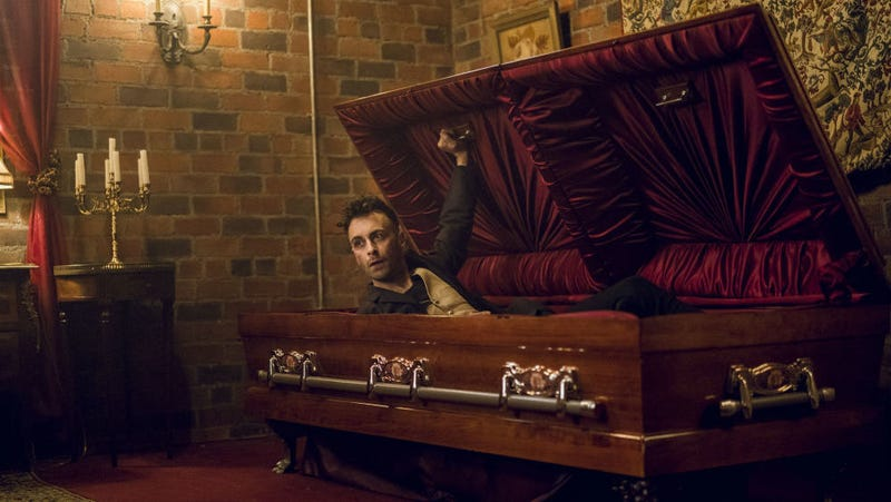 Joseph Gilgun as Cassidy on Preacher