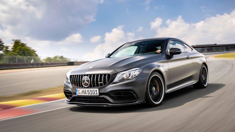 All image credits: Mercedes
