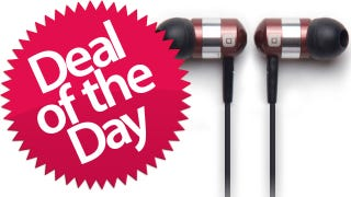 Illustration for article titled These Moxy Earphones Are Your Dealzmodo-Exclusive Deal of the Day