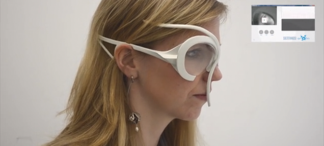 Electronic Monocle Uses Biofeedback to Track Your Favorite Websites