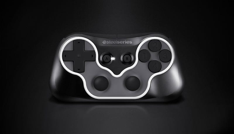 Illustration for article titled A Bluetooth Gamepad, Daisy Chaining Headset, and Other Things SteelSeries is Showing at CES