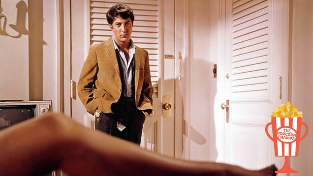 Here's to you, The Graduate, the Hollywood blockbuster that changed everything