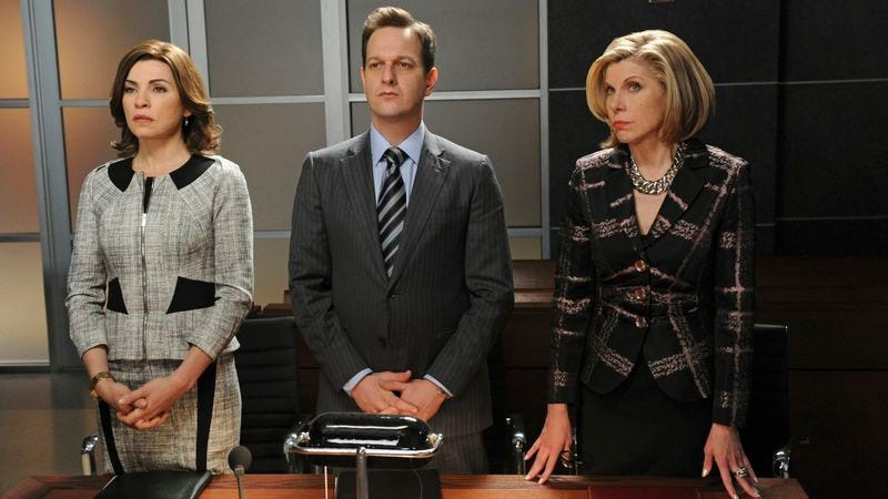 """Illustration for article titled The Good Wife: """"What's In The Box?"""""""