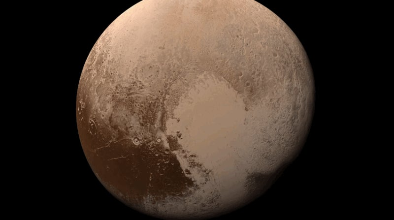 NASA video allows viewers to make virtual landing on Pluto