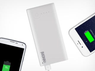 Illustration for article titled Save 42% on the Innori 22,400mAh Portable Battery