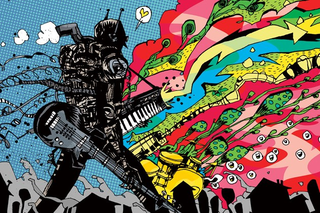Illustration for article titled Kirby Krackle Rocks Out To All Things Nerd In Their Latest Album, Mutate Baby!