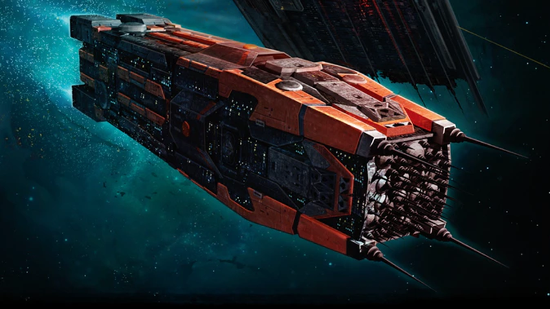 The Expanse Roleplaying Game will let you venture out into the stars with your very own ship.