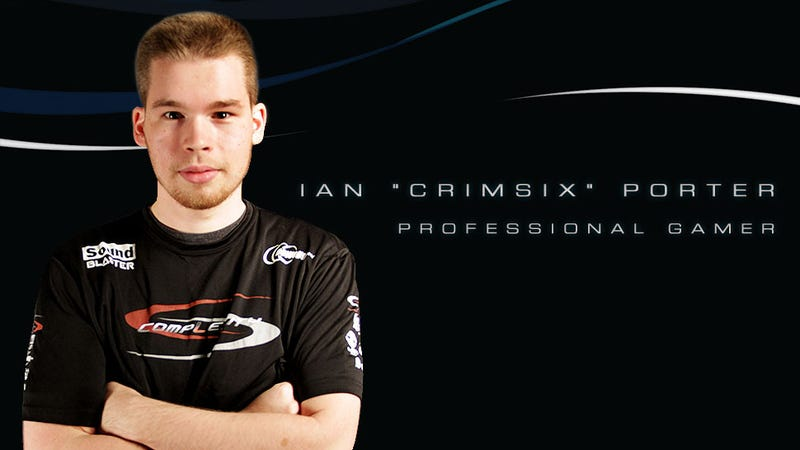 """Illustration for article titled Ian """"Crimsix"""" Porter Is Here to Talk About the Future of Online Gaming"""