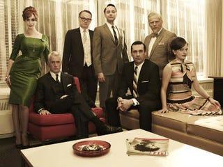 Mad Men's Season 5 cast (AMC)