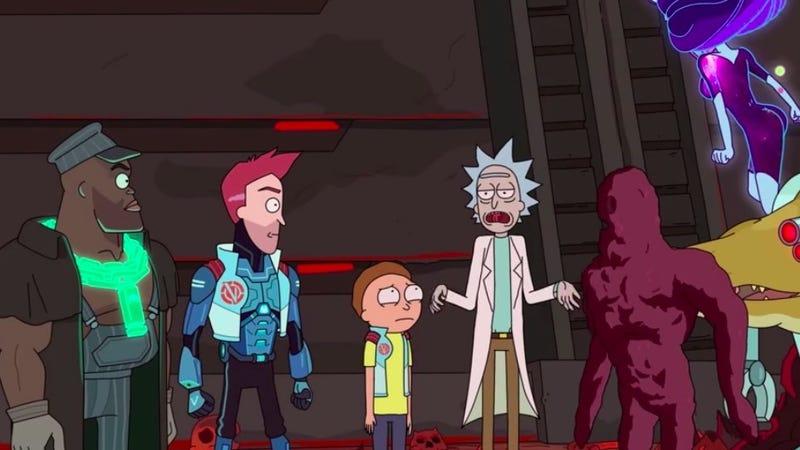 (Screenshot: Rick And Morty)