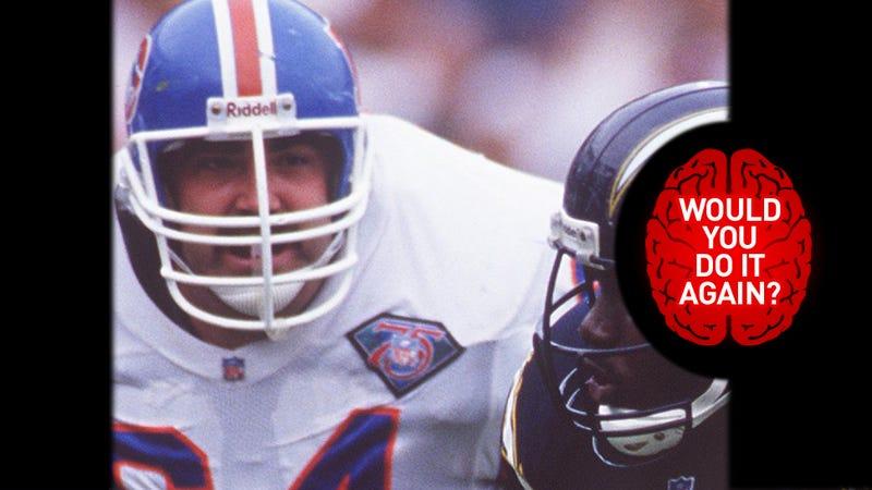 Illustration for article titled Would You Do It Again? We Ask Former NFLer Jon Melander