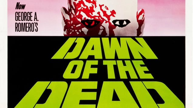 Happy 40th birthday to Dawn Of The Dead, the first great zombie satire flick